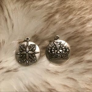 Alex and Ani Necklace Charms - Set of 2